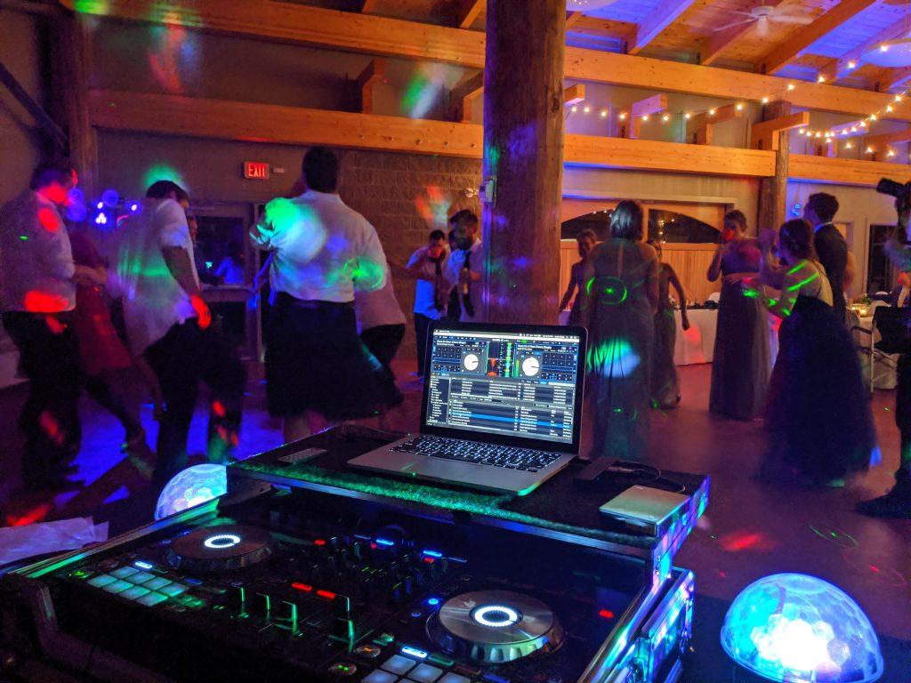 DJ Jason Brain at Gararaska