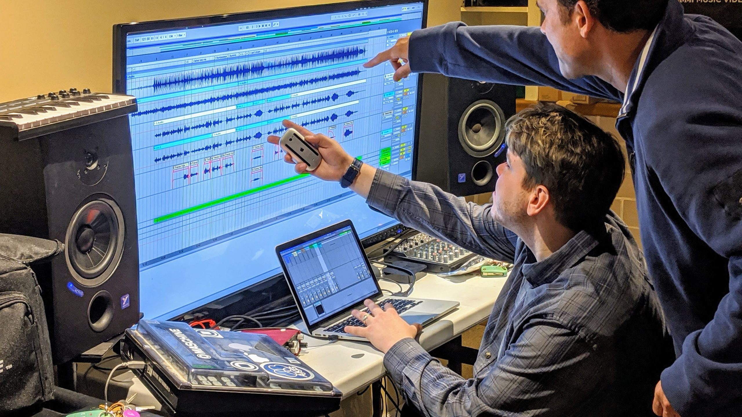 King and Oakes music production
